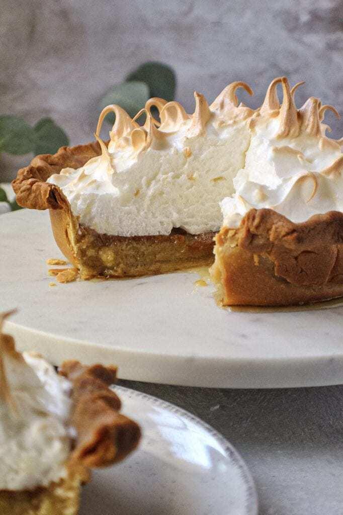 maple chess pie